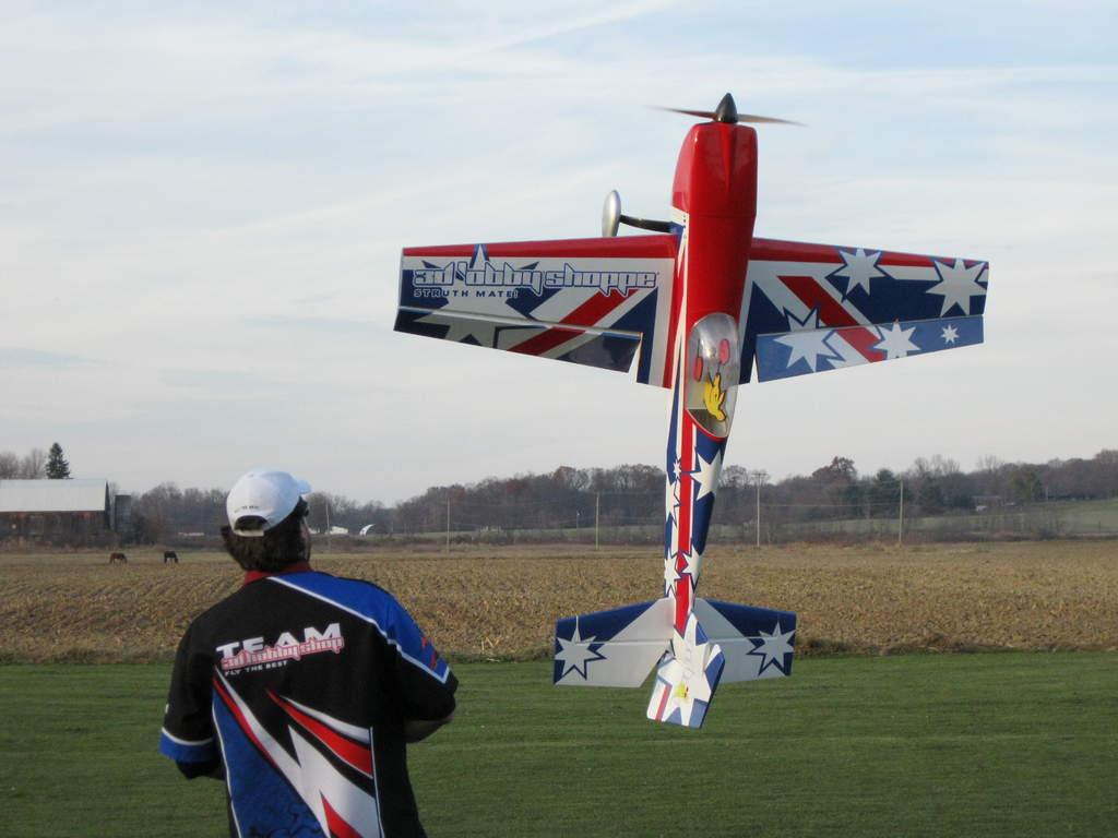 Doylestown Barnstormers – Radio Controlled Aircraft